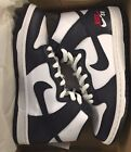 Nike Sb Zoom Dunk High Pro Obsidian White Future Dream Team 854851-441 8-13