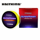 KASTKING SUPERPOWER BRAIDED FISHING LINE - 327 YARDS 547 YARDS - HI-VIS YELLOW