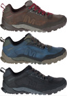 Merrell Annex Trak Mens Shoes Outdoor Hiking Sneakers Leather Trainers New