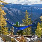 Compact Hammock - LIFETIME Warranty, For Camping, Hiking, More