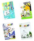 AUTHENTIC LICENSED MOOMIN NOTEBOOK A5 SIZE 36 SHEETS