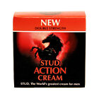 Stud Action Cream Double Strength Sexual Performance Cream For Him DISCREET P&P