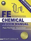 hp2540 review - Fe Chemical Review Manual by Michael Lindeburg. PASS THE EXAM 2016 Textbook Book