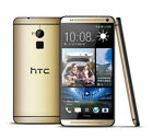 Htc One Max - 32gb - Factory Unlocked - Gold, Silver Smartphone Free Shipping Us