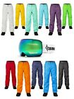 Claw Hammer Ski Pants + Summit Revo Green Ski Goggles + Additional Amber Lens
