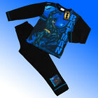 Boys Authentic Official Batman Pyjamas Age 4-10 Years