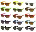 Classic Retro Fashion Designer Sqaure Gradiant Lens Sunglasses Rave Preppy