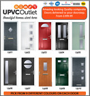 MODERN COMPOSITE FRONT DOORS - LOWER PRICE BRAND NEW - 10 YEAR GUARANTEE