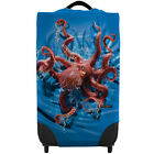 Octopi - By David Penfound - Caseskin Suitcase Cover  *SUITCASE NOT INCLUDED*