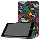 Ultra Thin Leather Cover Painting Case For Acer Iconia One 7 B1-790 7'' Tablet