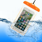 Waterproof Underwater Case Cover Bag Dry Pouch for Mobile Phone iPhone Samsung New