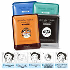 Skin Care Women Men Beauty Facial Mask Moisturizing Cute Animal Face Masks
