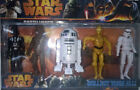 Star Wars 5 Action Figure Set C3PO, Darth Vader, Chewbecca, R2-D2 Yoda +more $17.99 AUD