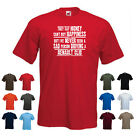 'Renault Clio' Men's Funny Gift T-shirt 'They say Money can't buy Happiness...'