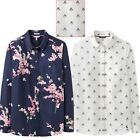 Joules Lucieprint Classic Shirt - Fitted Horse Riding Comfortable Equine Cotton