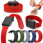 Bracelet Silicone iWatch Wrist Band Strap Replacement For Apple Watch 123 42/38