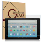 Tempered Glass Screen Protector for Amazon Tablet Fire 7 / HD 8 / HD 10 (2017)