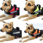 New Adjustable Soft Vest Harness Extra Large Dog Harness Pet Walk Out Hand Strap