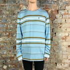 WESC Xerxes Casual Long Sleeve T-Shirt Brand New - Size: S,M,L