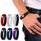 Power Ionics IDEA BAND 3000ions/cc Sport Health Titanium Wristband Bracelet $14.99 USD on eBay