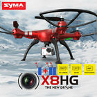 Syma X8HG 2.4G Gyro Altitude Cradle RC Quadcopter Drone with GoPro 8.0MP HD Camera