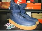 sale force - SALE NIKE AIR FORCE 1 HIGH SF SPECIAL FIELD MIDNIGHT NAVY BLUE GUM 864024 400