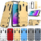 Hybrid Armor Shockproof Case Stand Protective Cover Fr Samsung Galaxy J5/J7 2017