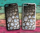 Dragon Scales Mythical Beast Phone Case For Iphone 4 4S 5 5C 5S SE 6S 7 8 X PLUS