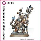 BITS KHARADRON OVERLORDS AETHERIC NAVIGATOR WARHAMMER AGE OF SIGMAR