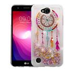 LG Fiesta 2 Slim Hybrid Hard Case Shockproof Phone Cover Cell Case TracFone