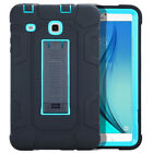 Hybrid Heavy Duty Shockproof Stand Case Cover For Samsung Galaxy Tab S2 9.7 8.0