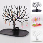 Jewelry Tree Stand Display Organizer Necklace Ring Earring Holder Show Rack Use