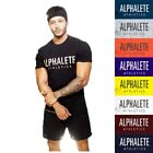 Gyms T shirt Men Training Fitness Sport Casual Cotton Muscle Clothing Jogger Tee