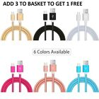 Micro Long USB FAST Data Charger Cable Lead for Samsung Galaxy S4 S5 S6 S7 Mini