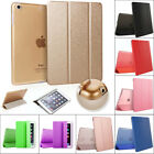 Smart Magnetic Leather Stand Case Cover For New iPad 9.7 2017 +Free Screen Guard