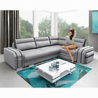 """Brand New SETTEE """"Avant"""" CORNER SOFA BED SLEEPING FUNCTION FOOTREST COUCH SEAT"""