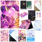 Smart Painted Leather Stand Wallet Case Cover For iPad mini 1 2 3 Air 2 Pro 105