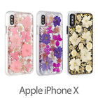 Case-Mate Karat Petals Case for Apple iPhone X  [ Retail Box ]