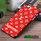 NEW 2018 LV36Red Pattern Phone Cover iPhone SE,5,5s,6,6s,6+,6s+,7,7+ Case