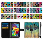 For Samsung Galaxy S5 ACTIVE G870A Slim Wallet Pouch Case Cover + Pen