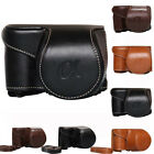 sony nex 6000 - Leather Camera Bag Case Cover Pouch For Sony A6000 A6300 NEX6