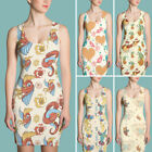 Cute Birds Dress Collection-Best Novelty Gift for Her-Sub Cut & Sew Dresses