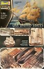 Revell 1/96 USS United States New Plastic Model Kit 05606 1 96