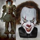 Stephen King It Halloween Costume Pennywise Cosplay Suicide Squad Fancydress Lot