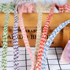 5 Meters 1cm Wide Eco Mixed Color Jute Braided Rope DIY Gift Box String BJ05 E