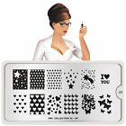 MoYou London Nail Art Stamping Plates Collection Stamping Designs II~ Brand New