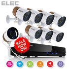 ELEC 16CH Home Security Camera System 960H Video DVR CCTV Night Version Outdoor