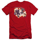 fitted tall tees - VOLTRON ROBEAST Licensed Adult Men's Graphic Tee Shirt SM-5XL