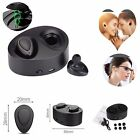 1 Pair Wireless Bluetooth Earphone Earbuds + Dock For Lenovo K6 K5 Note Vibe Zuk