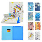 Smart Case & PU Leather Stand Cover for iPad 9.7 Mini 1 2 3 4 Air Pro 10.5 2017